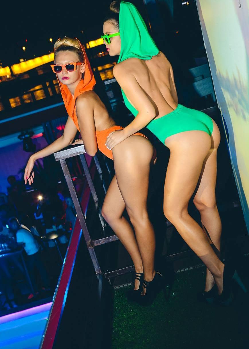 Hot Mess - Best Belgrade Party