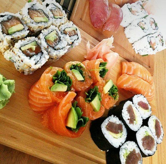 Jimmy Woo - Sushi