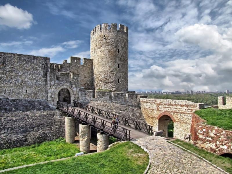 Kalamegdan Fortress Belgrade