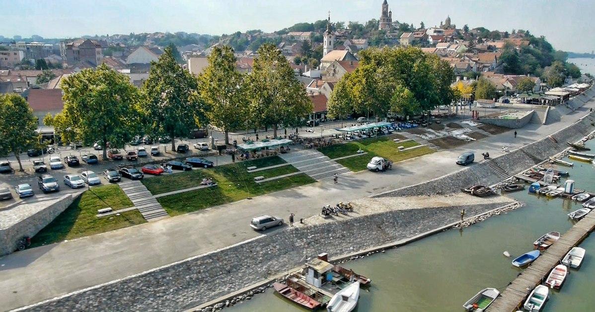 Belgrade - Zemun Kej