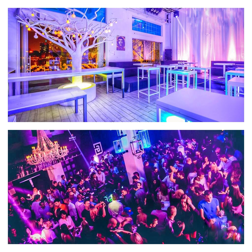 Eve parties in Belgrade - Club Beton 2