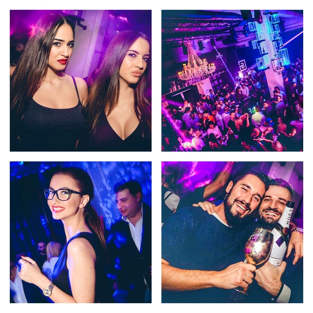 Eve parties in Belgrade - Club Beton 3