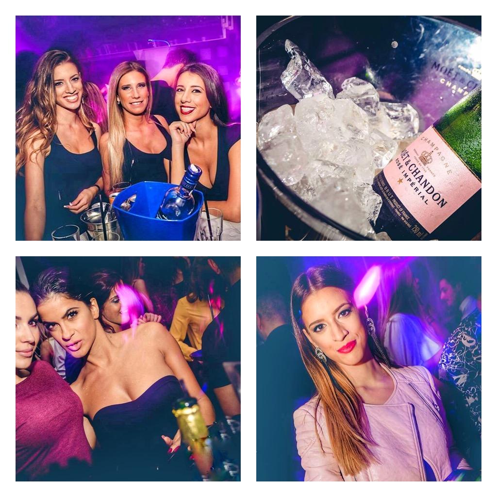 Eve parties in Belgrade - Club Beton 4