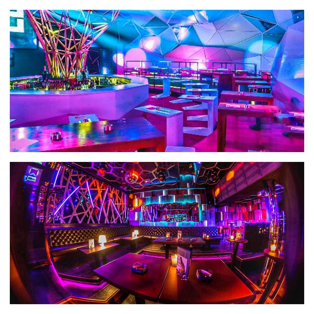 Eve parties in Belgrade - Club Tilt 2
