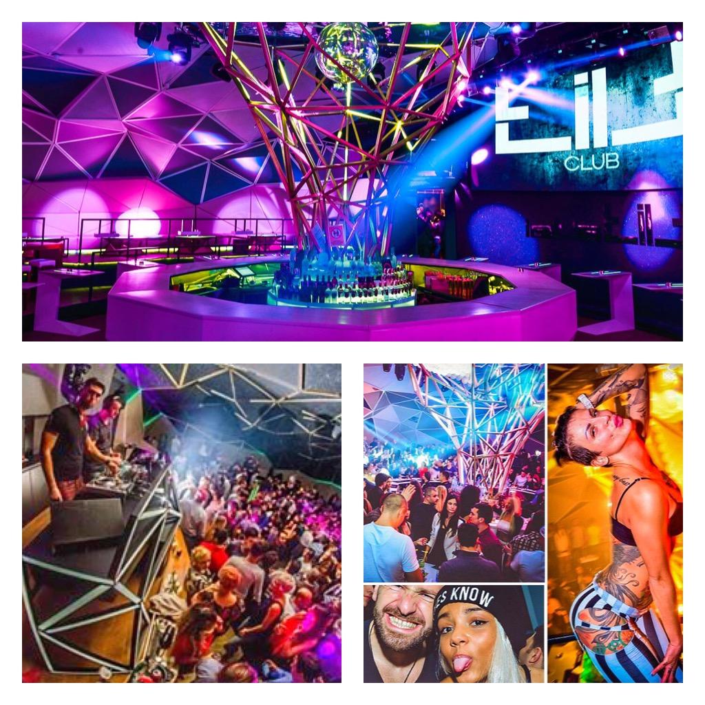 Eve parties in Belgrade - Club Tilt 3