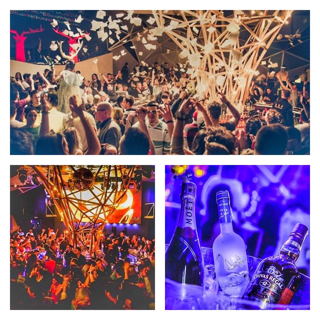 Eve parties in Belgrade - Club Tilt
