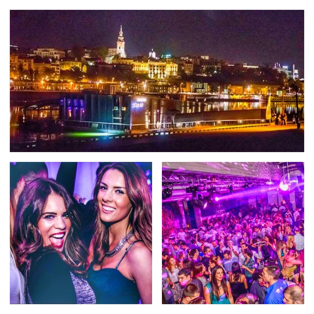 Eve parties in Belgrade - Dragstor Play