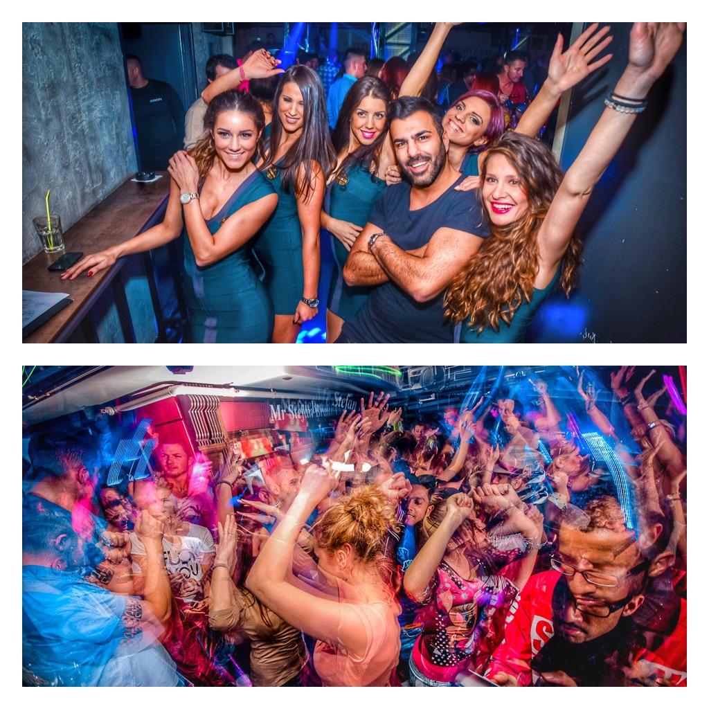 New Year's Eve parties in Belgrade - Stefan Braun