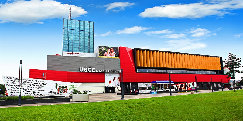 Usce Belgrade
