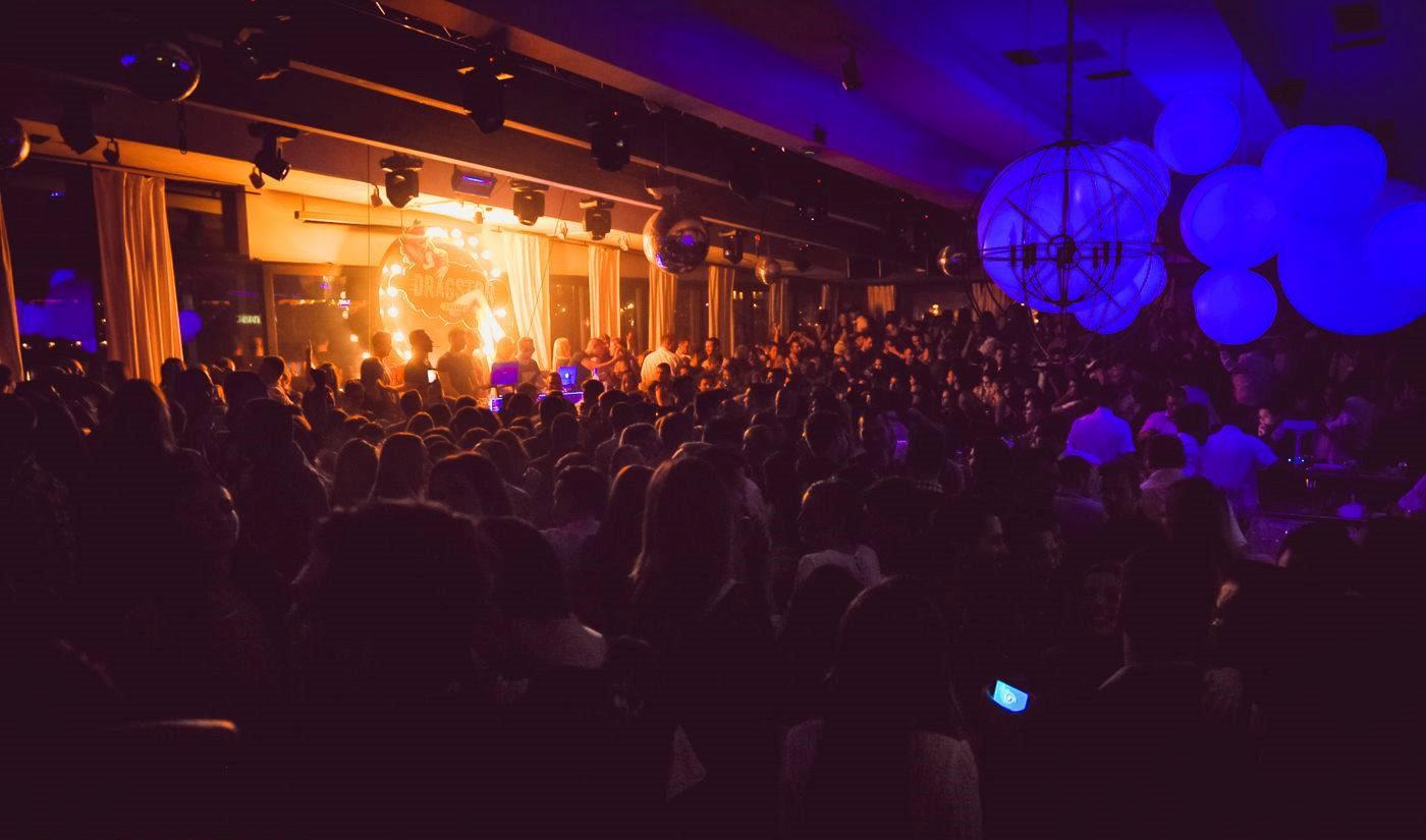 Hottest Party In Belgrade