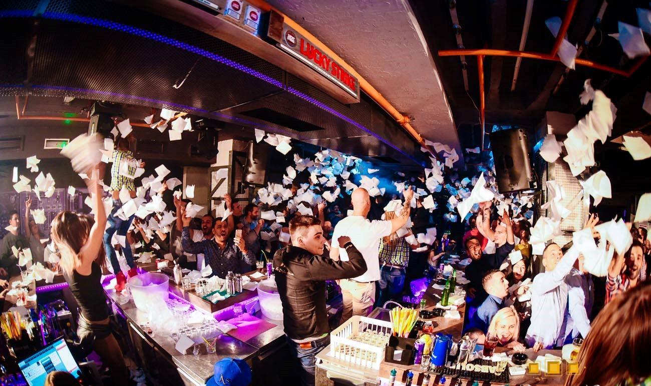 Best Party In Belgrade