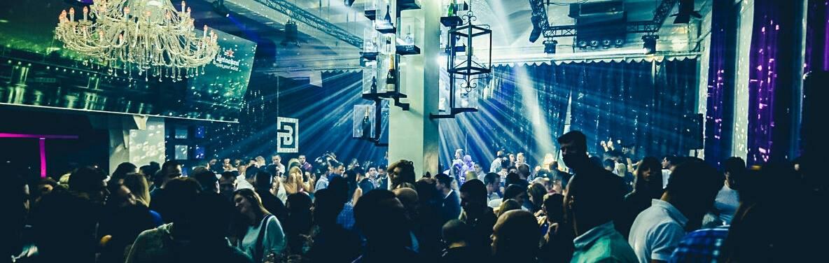 Beton Night Club Belgrade
