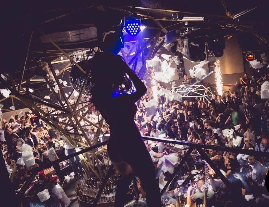 Tilt Night Club Belgrade