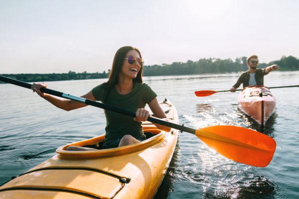 Belgrade Activities Kayaking