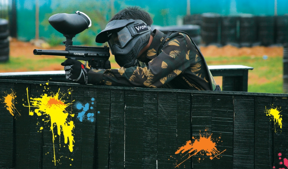 Belgrade Paintball 2