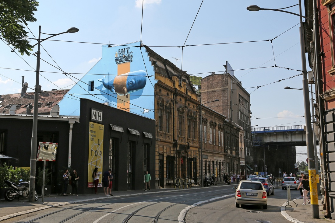Belgrade Savamala aria 5
