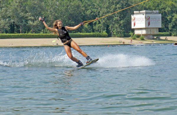 Wakeboarding Belgrade ADA