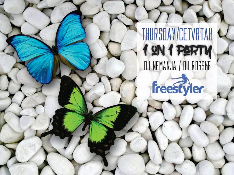 Thursday Freestyler