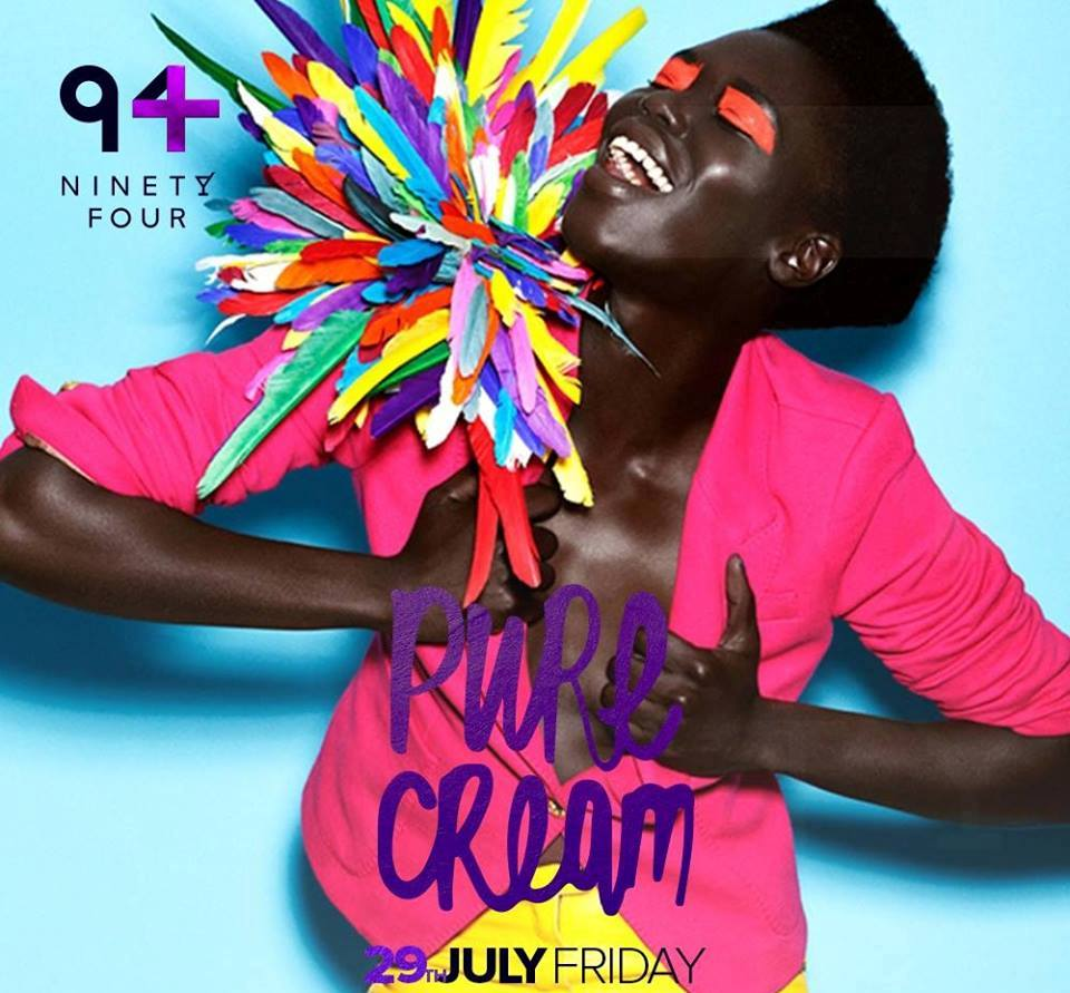 friday night at club ninety four