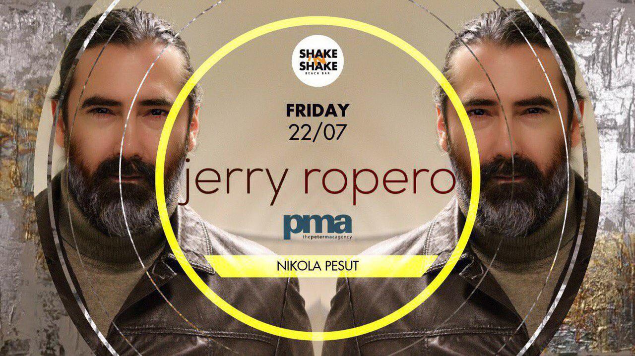 jerry ropero shake n shake