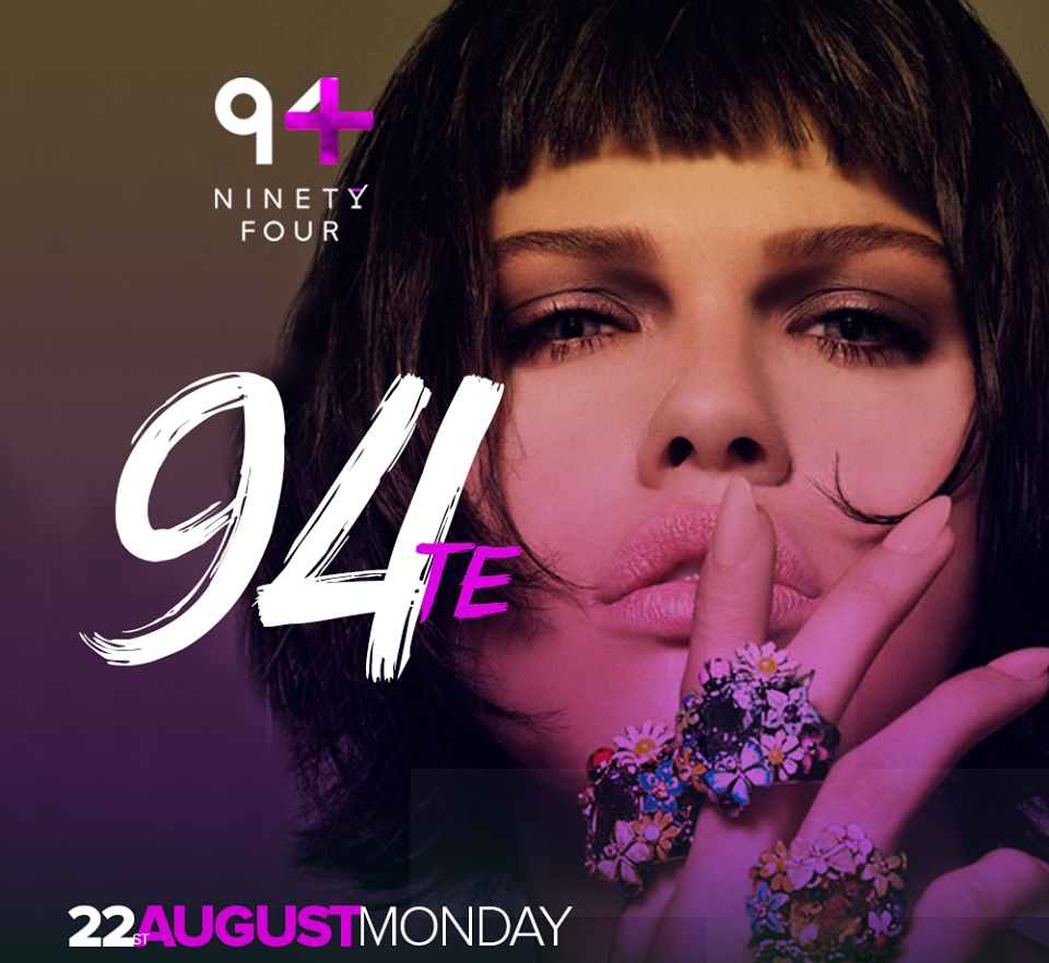 Best Monday Night at club Ninety Four