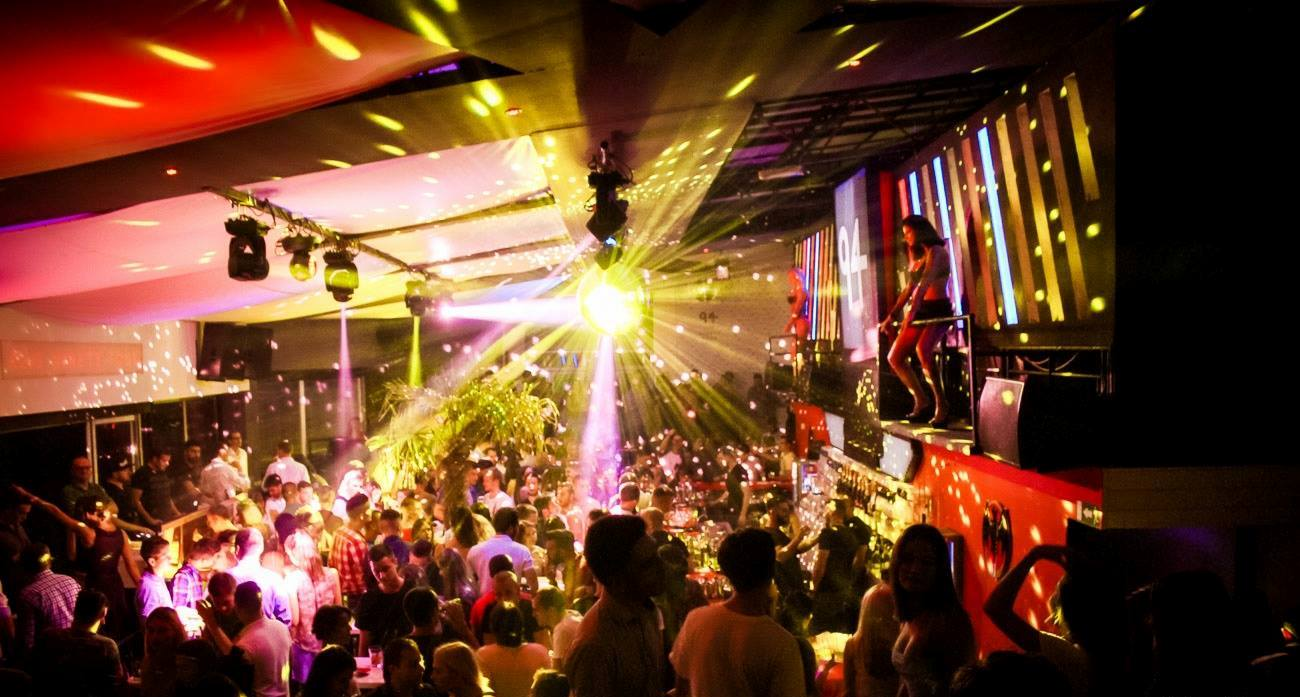 Best Monday Night at club Ninety Four1