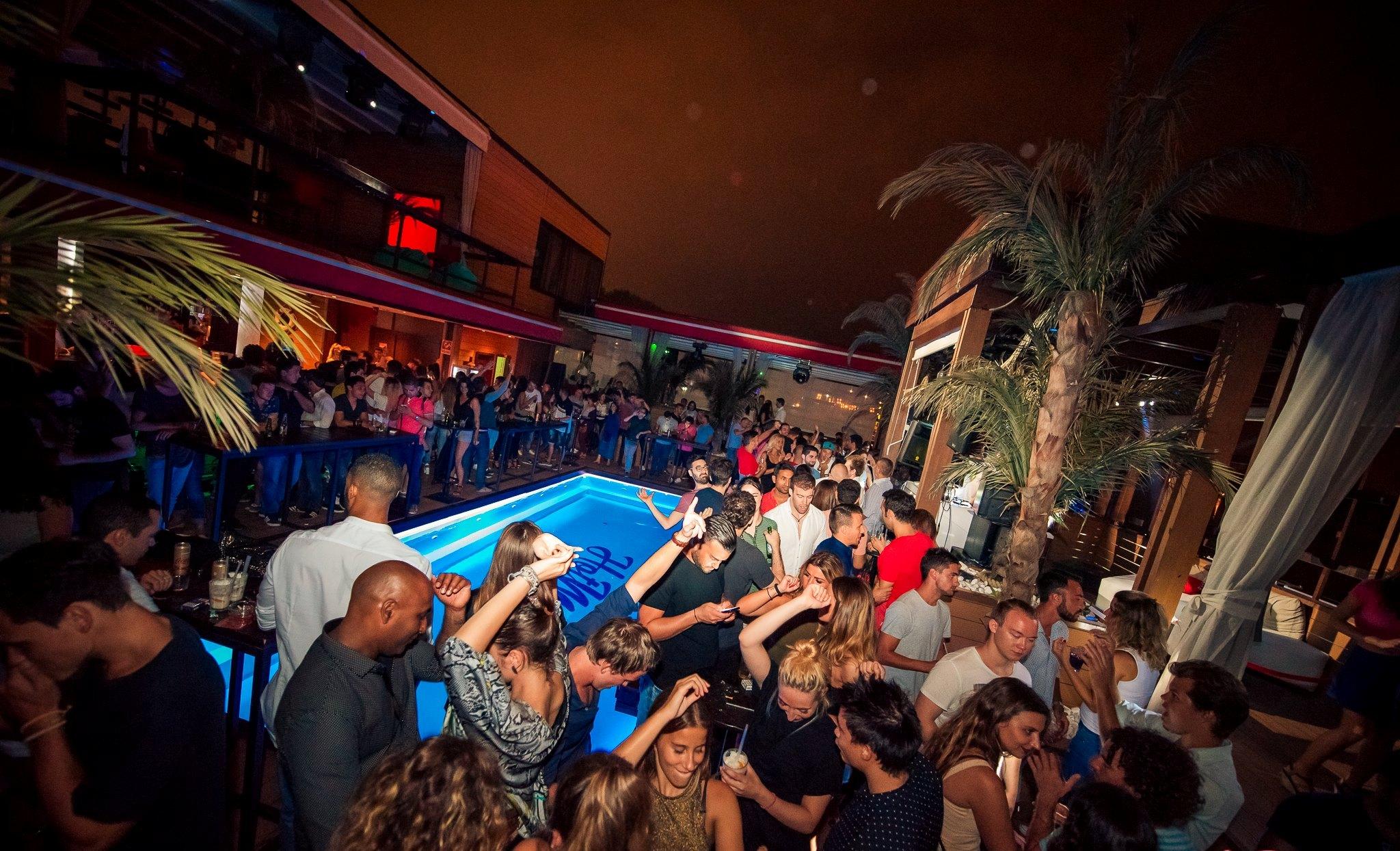 Don't Mess Around club hot mess