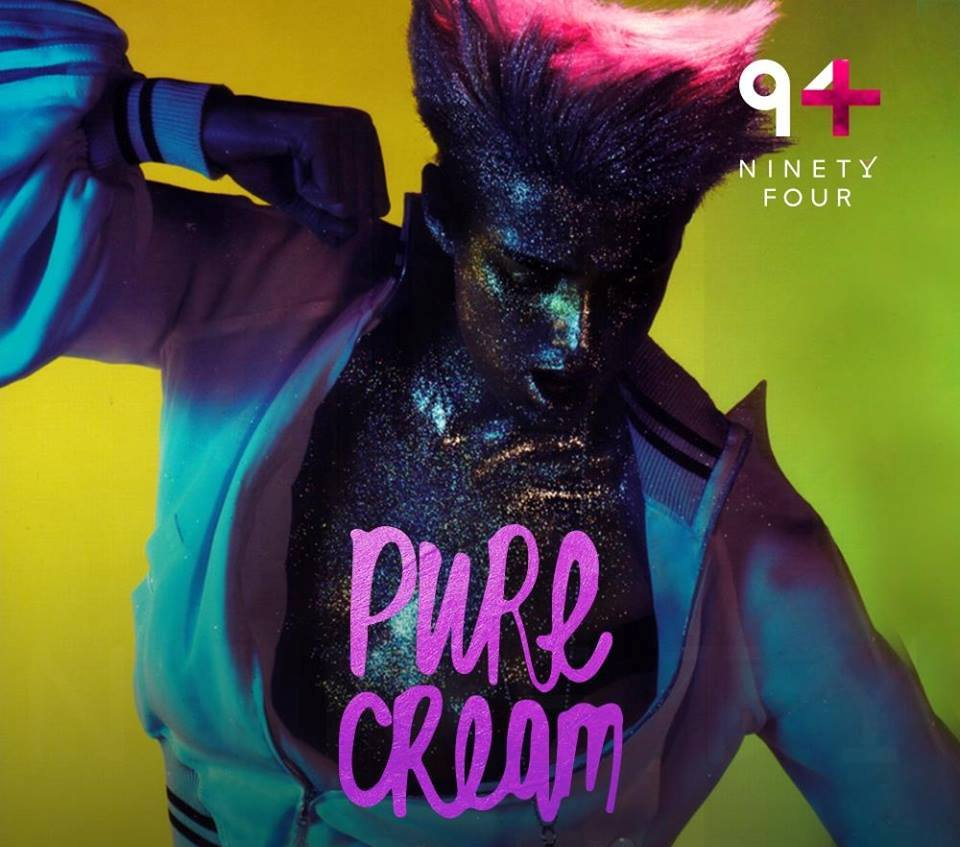 Pure cream at ninety four 1