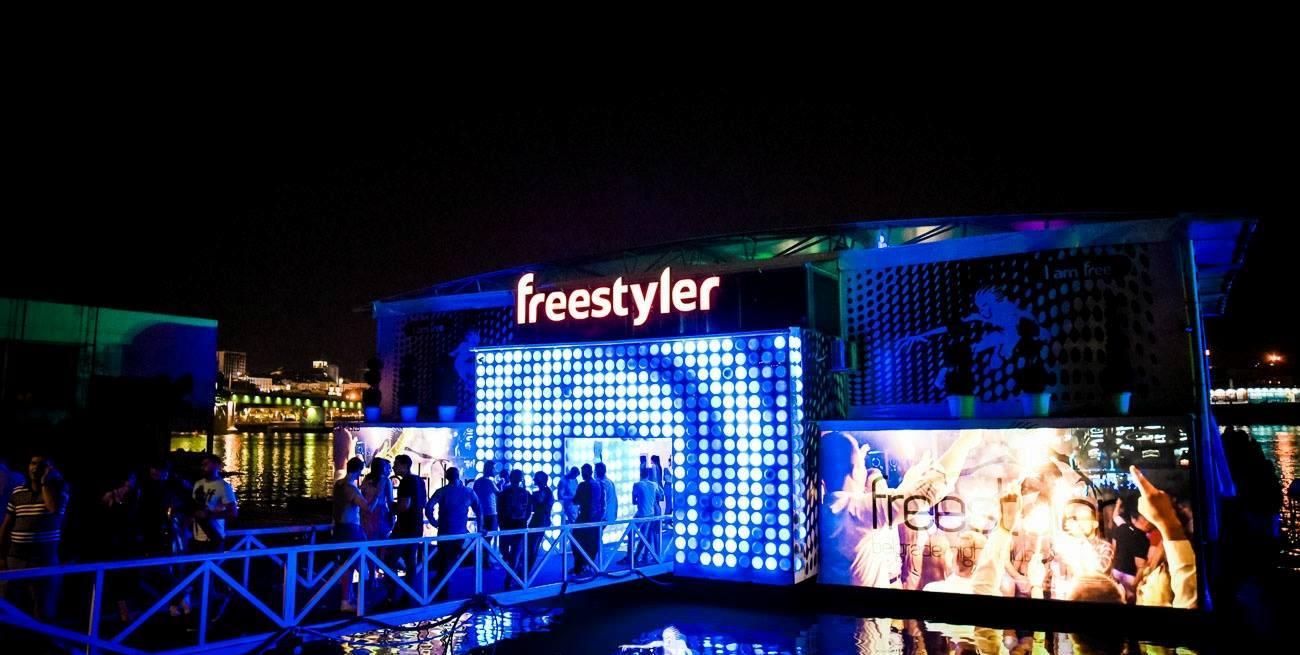 friday freestyeler