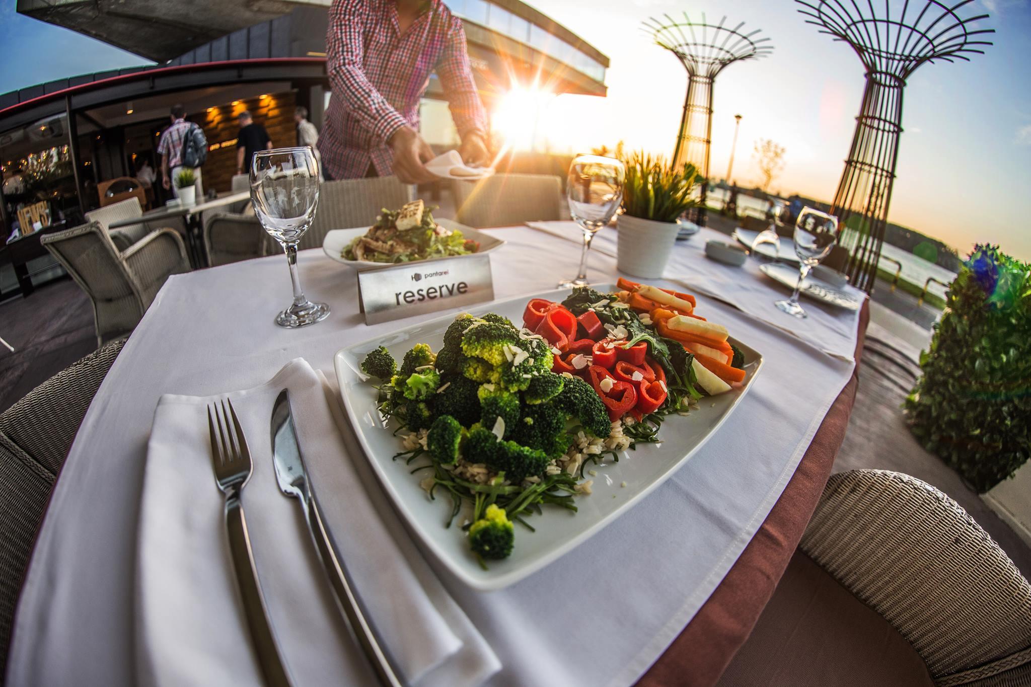 Heavenly good restaurant in Belgrade
