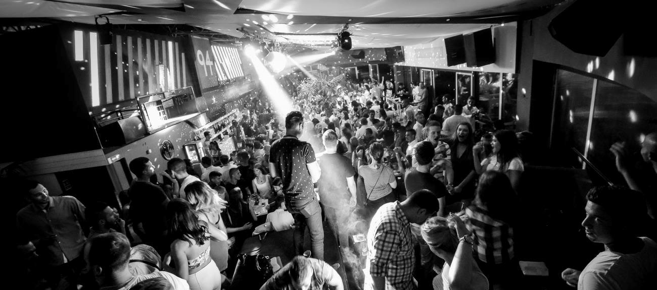 Fridays are the best! - Club Ninety Four 1