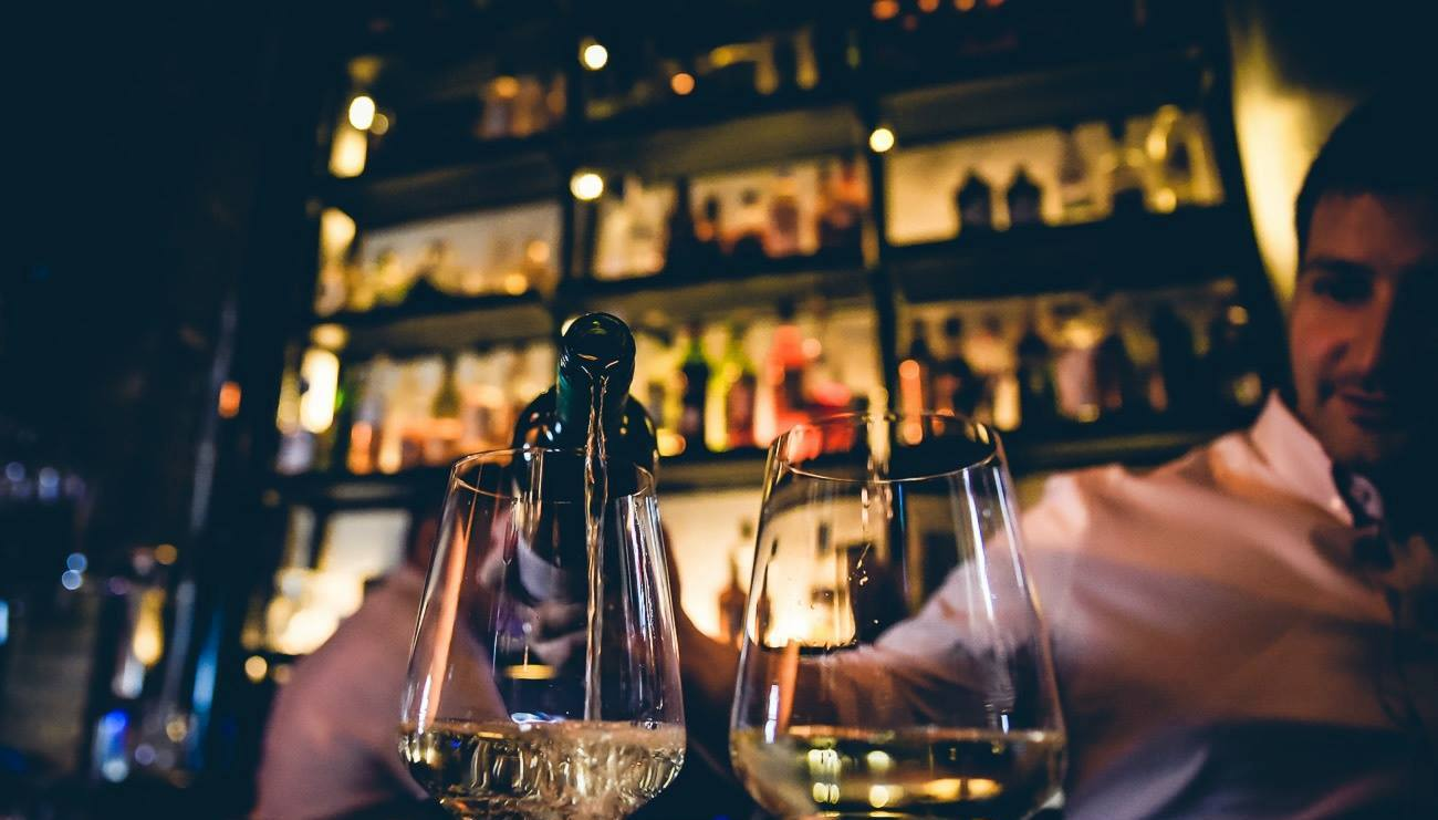 Hedonic place in Belgrade- restaurant Cantina del Vino