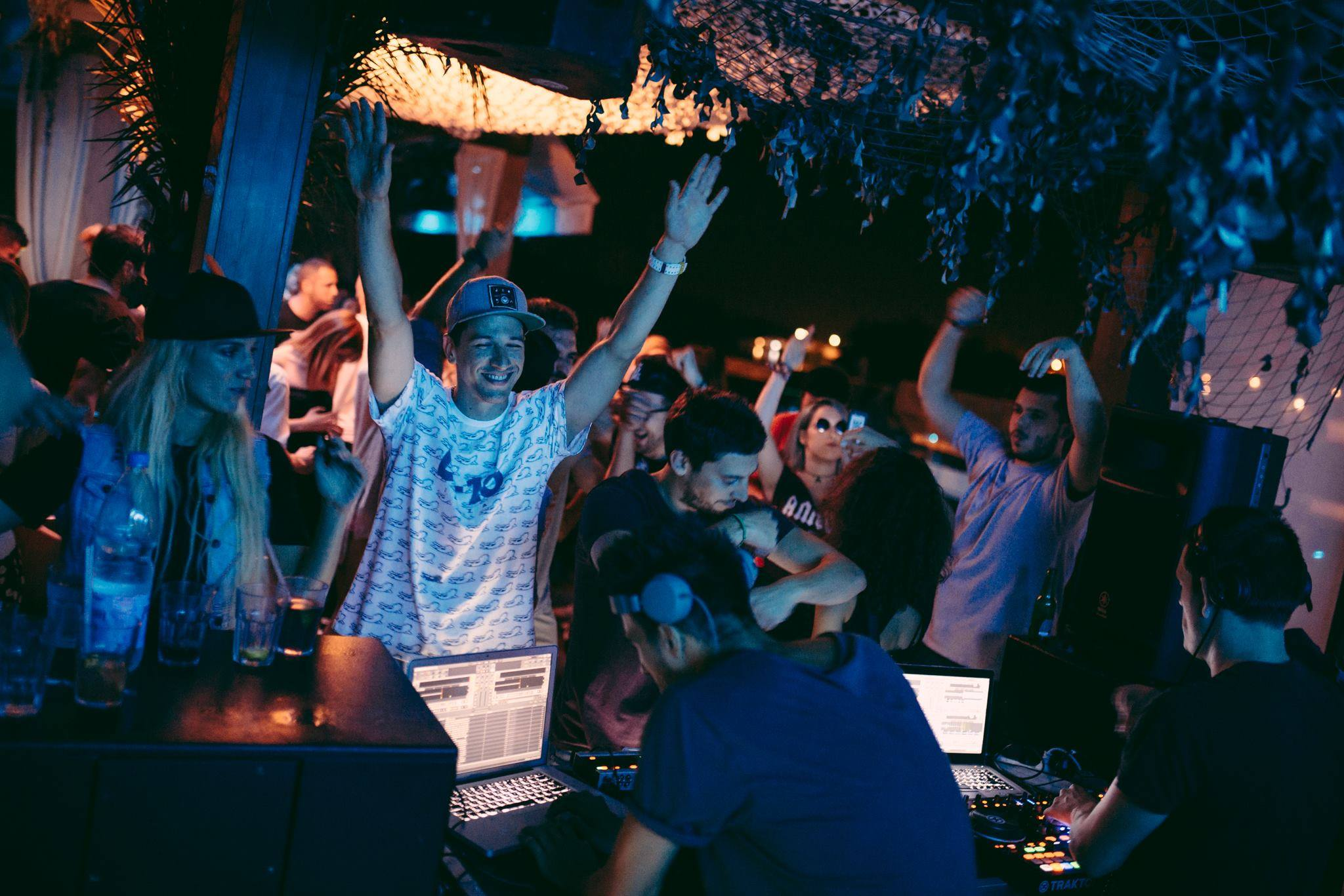 Make a mess at Club Hot Mess 1