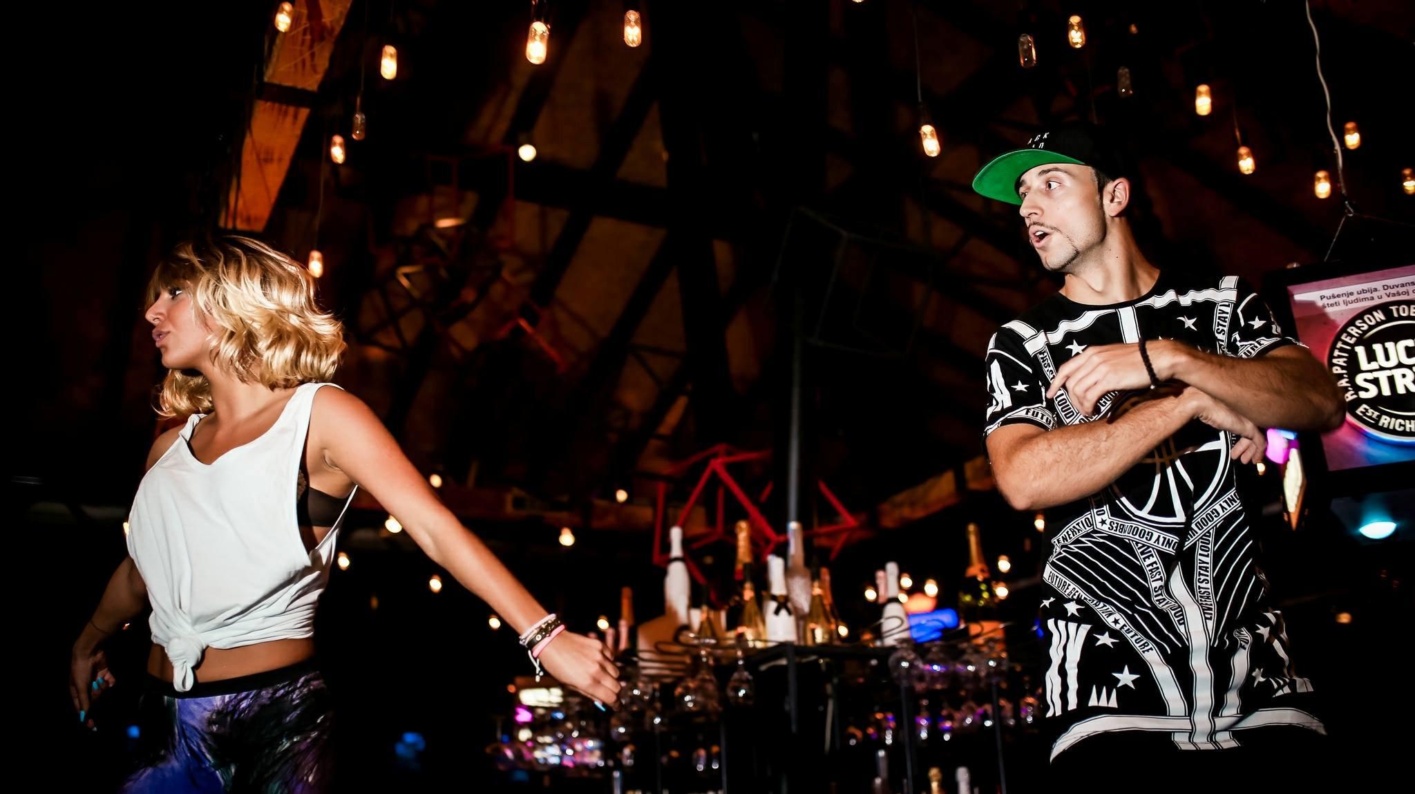 R'n'B Wednesdays at club Shake 'n' Shake