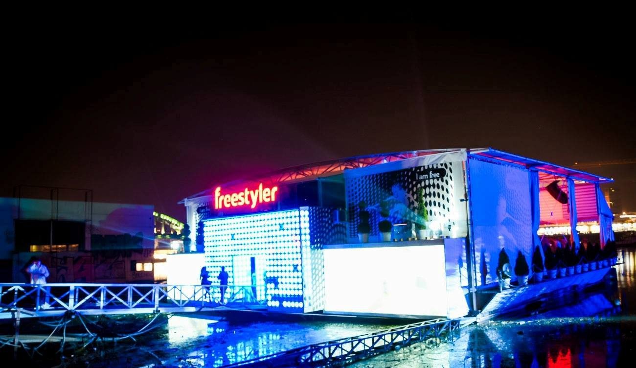 The heart of saturday night - Club Freestyler 2
