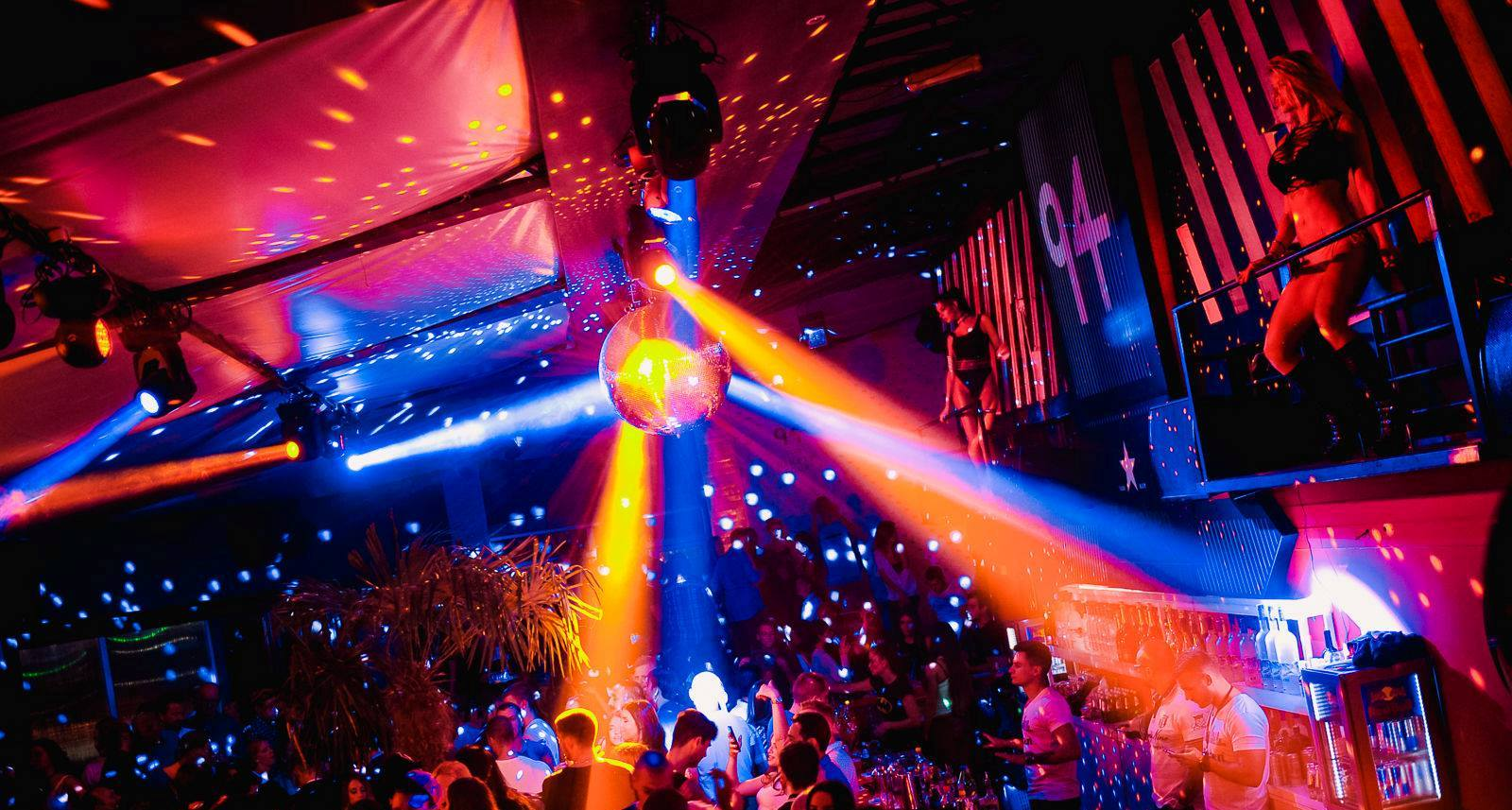Best weekends at club Ninety Four3