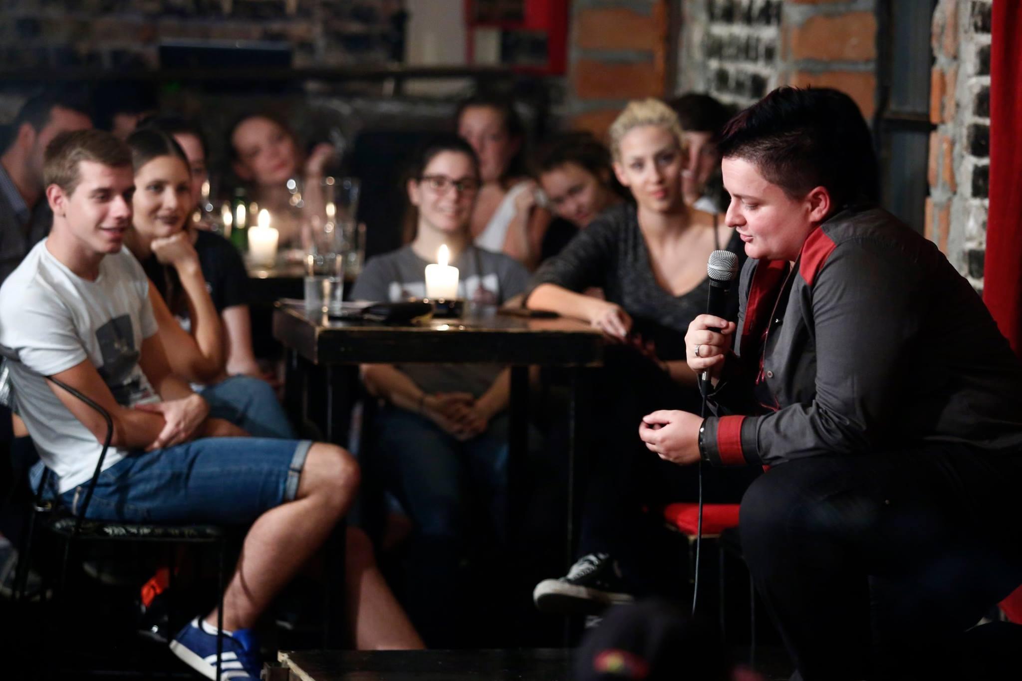 Comedy Club & Bar Ben Akiba
