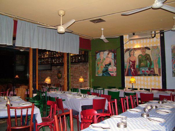 Every night live music performances - Restaurant Reka2jpg