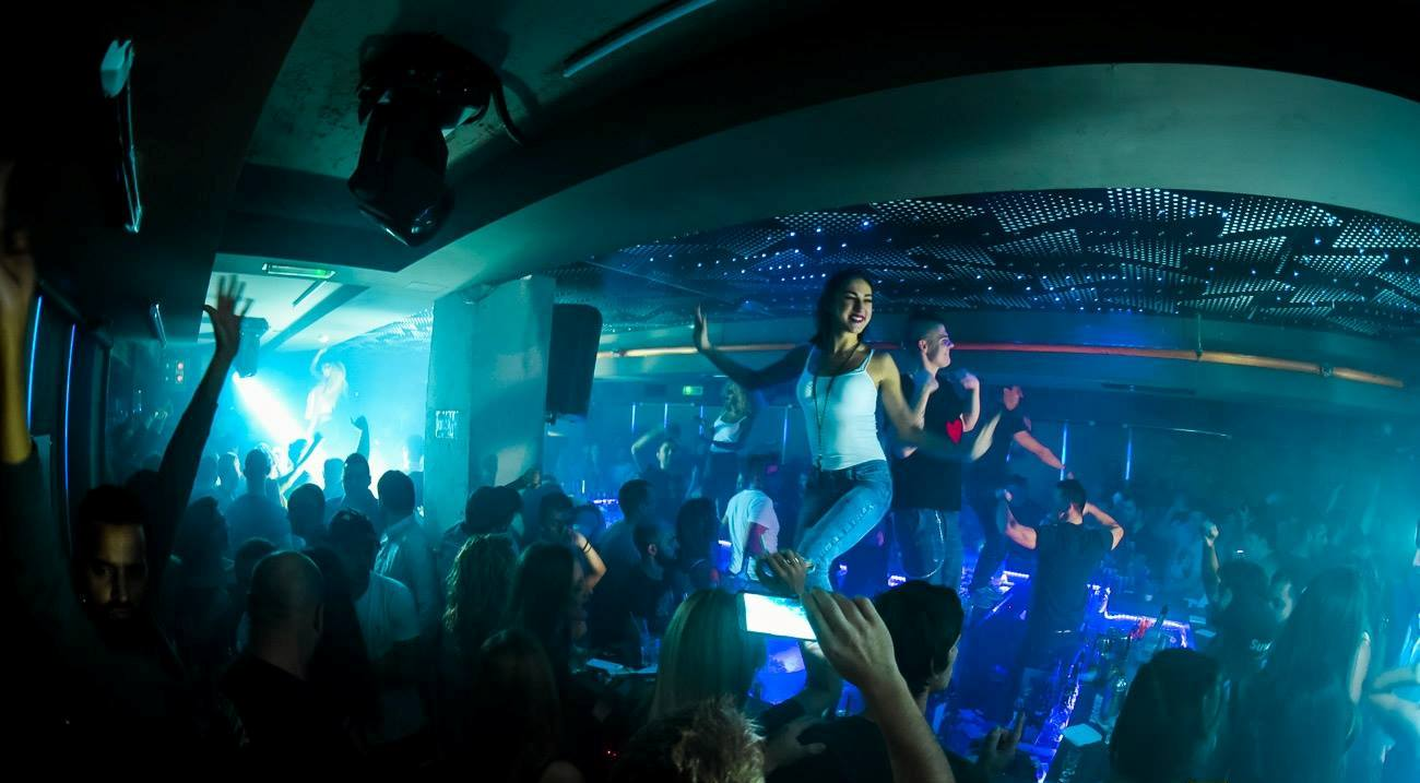 Music of the 90's - Dizel Party at club Mr. Stefan Braun3