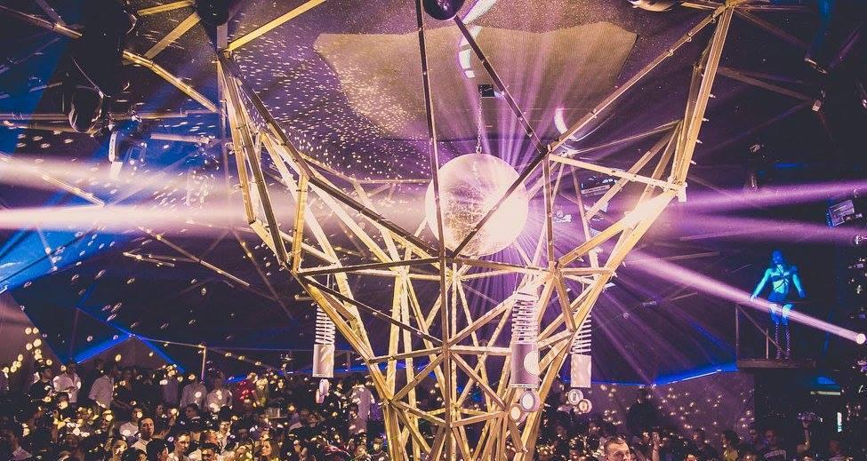 Opening weekend - club Tilt 4