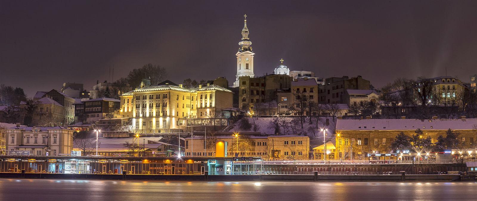 Serbian Religion - Churches and Basilicas in Belgrade saborna crkva