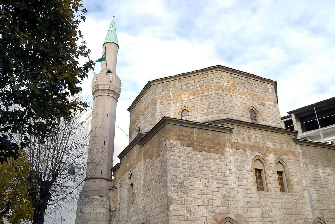 Serbian religion - churches and basilicas in Belgrade Bajrakli mosque