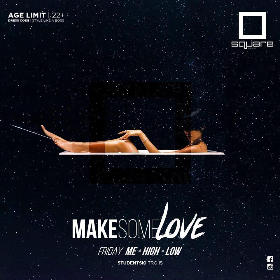 make some love club square