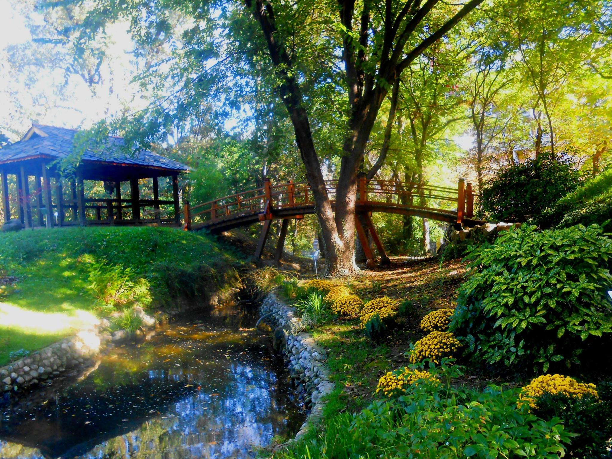 most popular parks in belgrade botanicka basta jevremovac