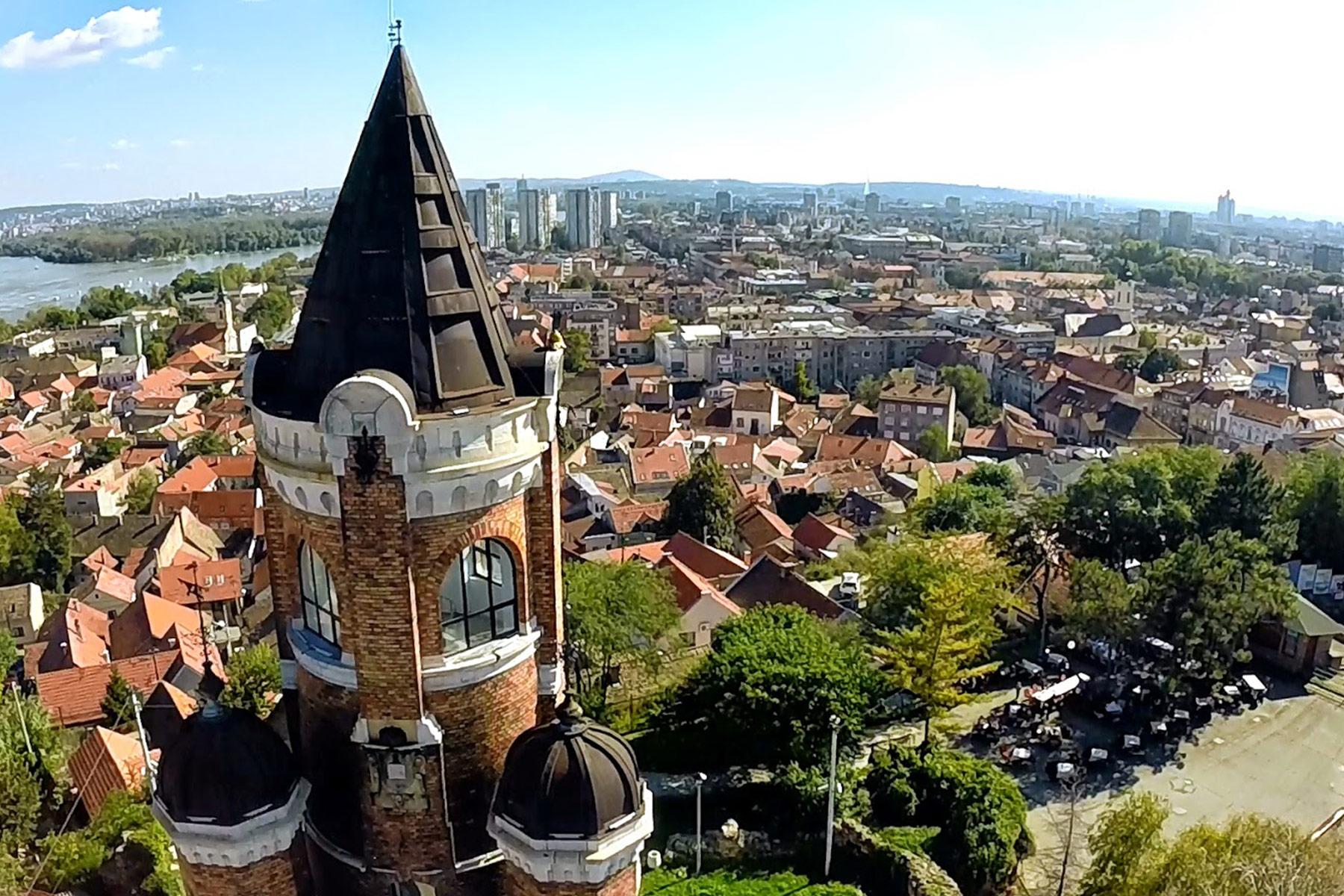 most popular parks in belgrade gardos