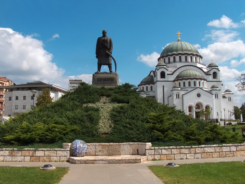 most popular parks in belgrade
