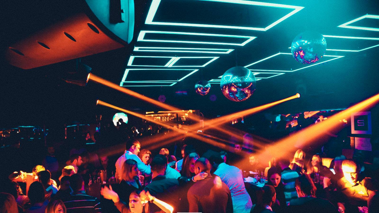 Grand opening of season No. 2 for Square club | Belgrade at night