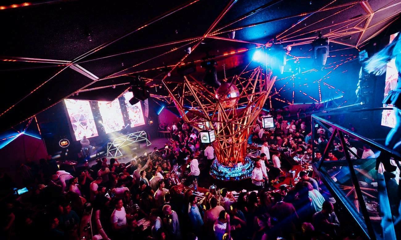 Clubbing on Tuesday - Belgrade at night