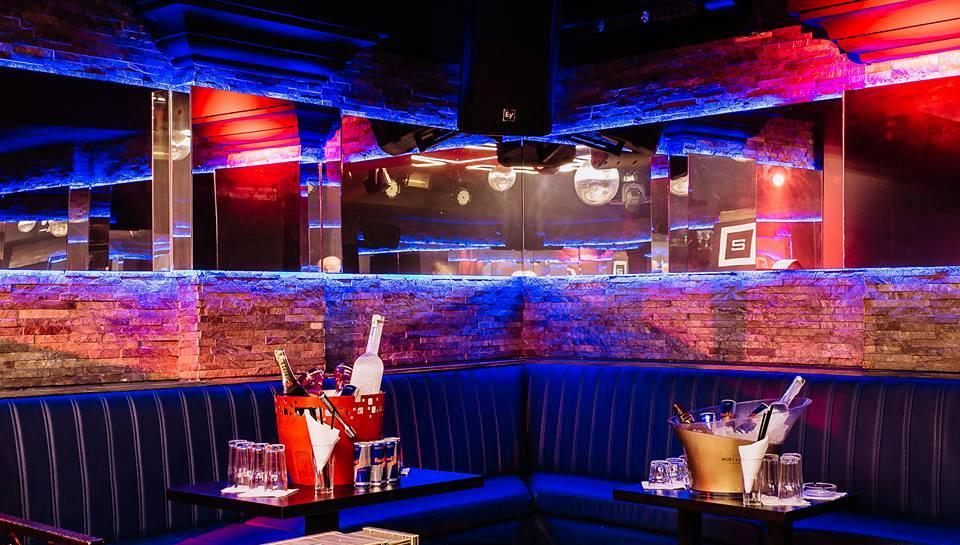 Party from Thursday till Monday at club Square - Belgrade at night