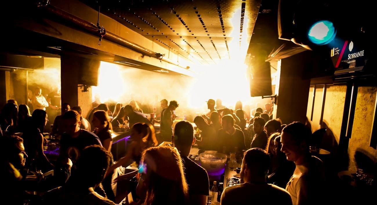 Party hard tonight at Mr. Stefan Braun - Belgrade at night